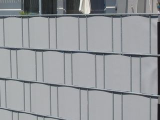 Sichtschutz für Doppelstab-Matten