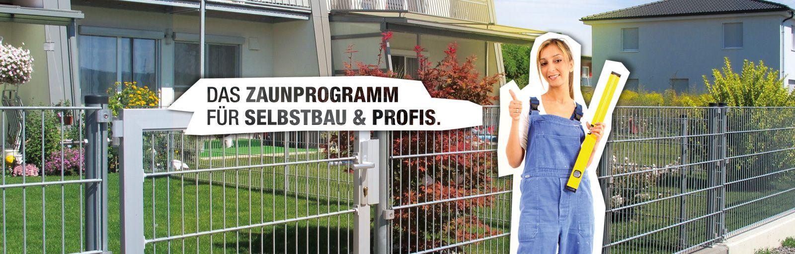HEADER Bilder das Zaunprogramm DE