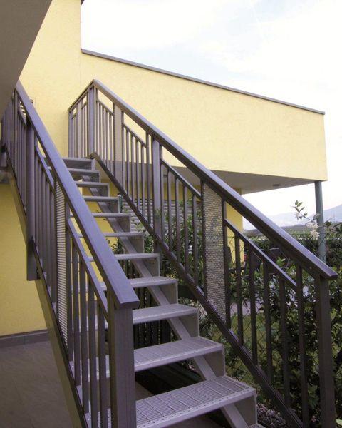 extras und zubeh r f r brix alu gel nder balkone. Black Bedroom Furniture Sets. Home Design Ideas