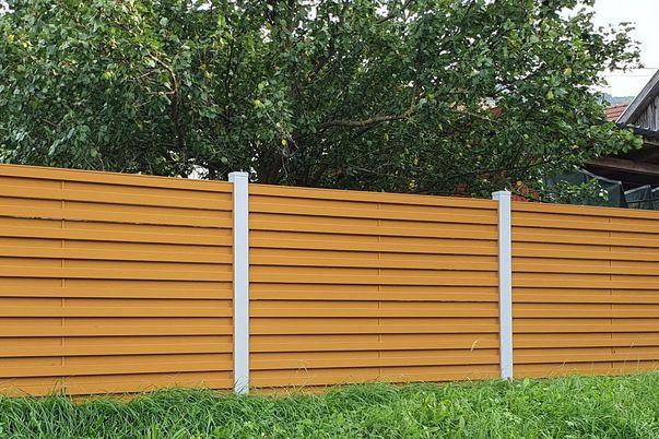 Sichtschutz-Zaun Listello -
