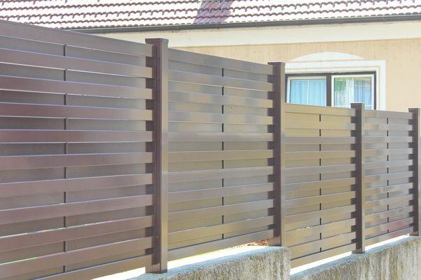 Listello Sichtschutz-Zaun -
