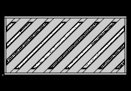 Diagonal einfach