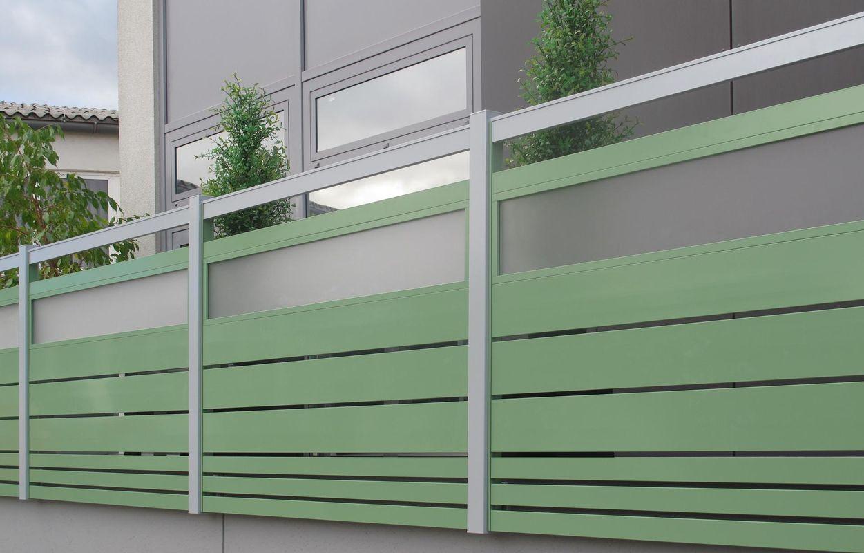 Modellübersicht Brix Geländer & Balkone aus Aluminium