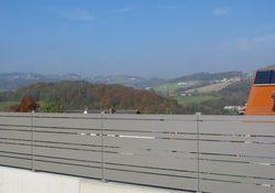 Frontline-Horizontal Geländer
