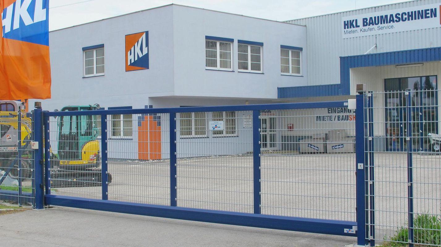 Portails Industrie Brix Portails Clotures En Aluminium