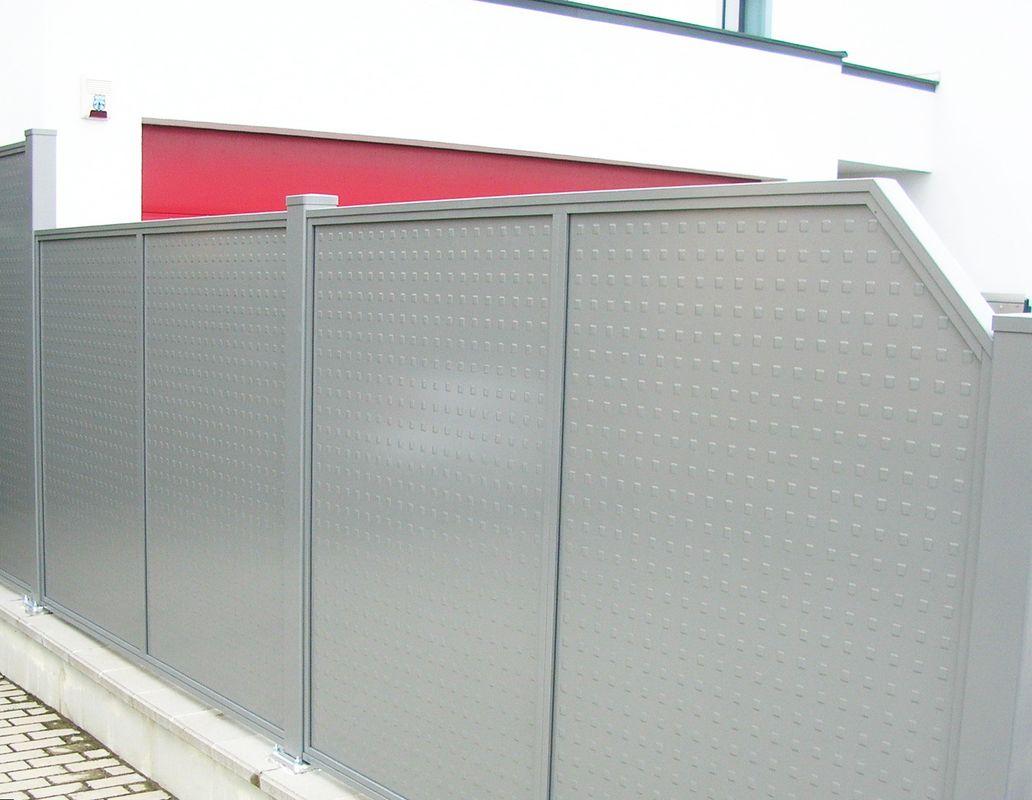 Brix Sichtschutz Felder als Alu passend zu vielen Brix Modellen