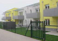 Draht-Geflecht-Zaun für Objektbereich