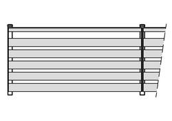 Frontline horizontal