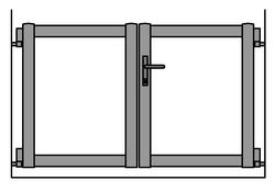 Rahmen-Tore