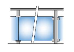 Glass-Clips & -Klemme